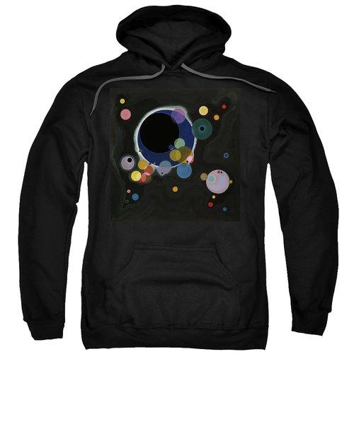 Several Circles - Einige Kreise Sweatshirt