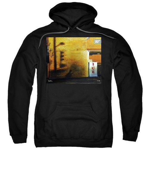 Shadows On The Wall Sweatshirt