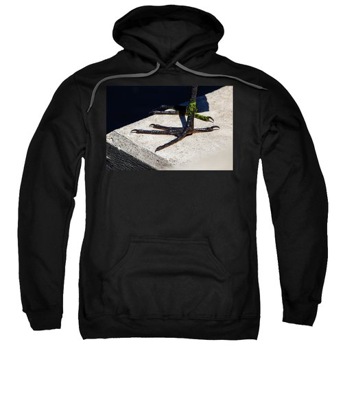 Sharp Perspective  Sweatshirt