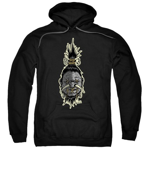 Shrunken Head Sweatshirt