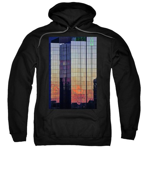 Skyscraper Sunset Sweatshirt