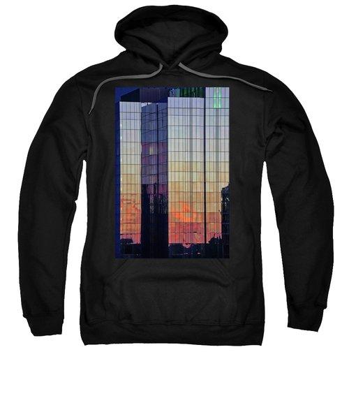 Skyscraper Sunset Sweatshirt