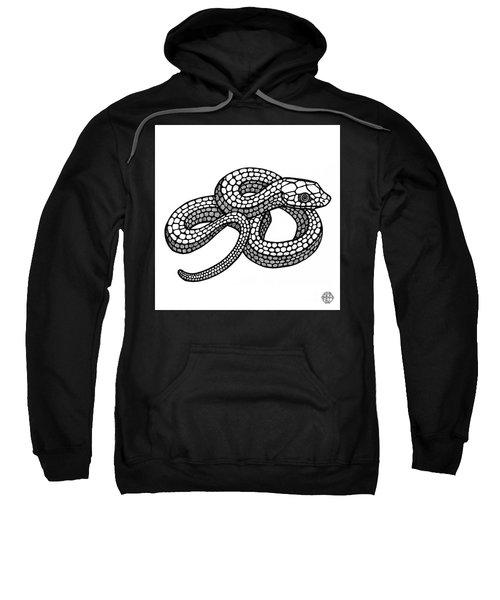 Smooth Green Snake Sweatshirt
