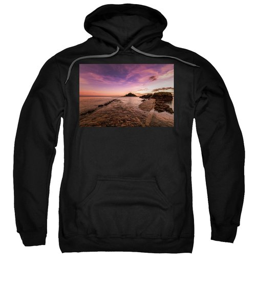 St Michael's Mount - January Sweatshirt