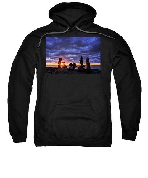 Standing Stone 1 Halibut Pt.  Sweatshirt