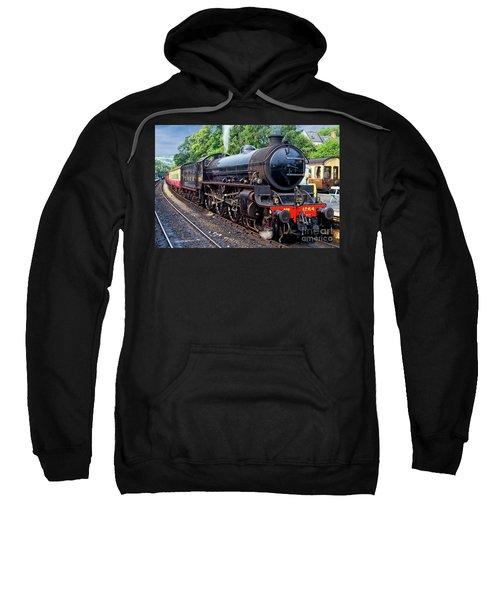 Steam Locomotive 1264 Nymr Sweatshirt
