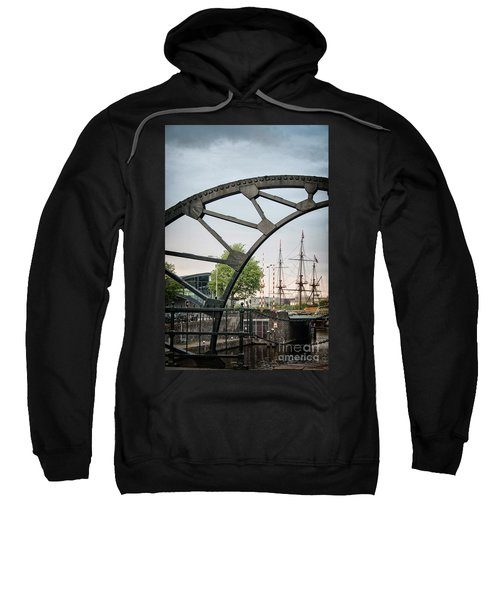 Steel And The Golden Age Sweatshirt