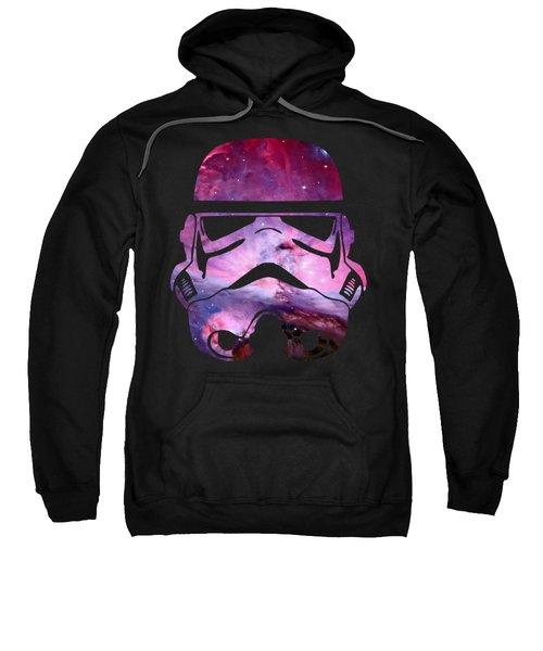 Storm Trooper Nebula Sweatshirt