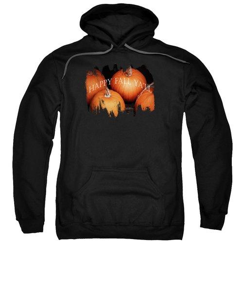 Sugar Pumpkin Quad Sweatshirt