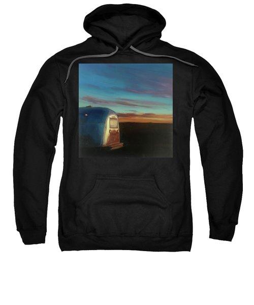 Sunrise Near Amarillo Sweatshirt