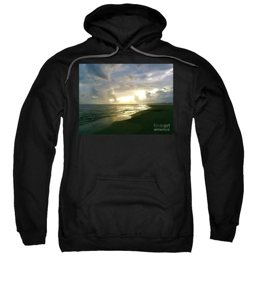 Sunset At The Beach Sweatshirt
