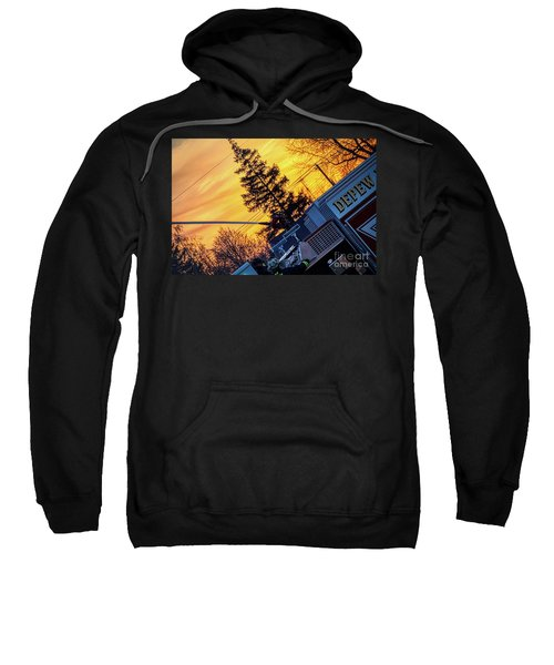 Sunset Streams Sweatshirt