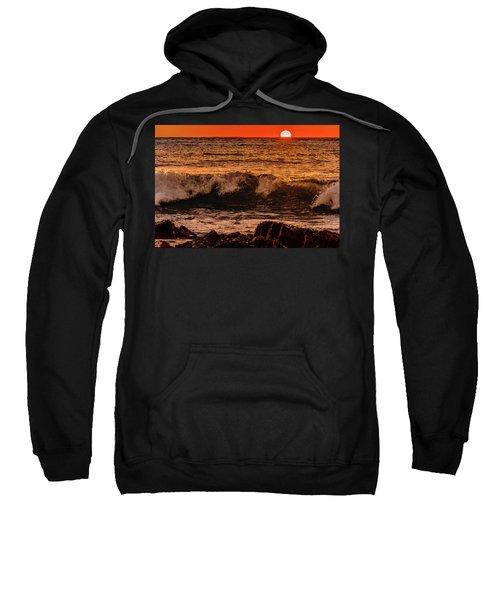 Sunset Wave Sweatshirt