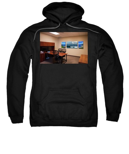 Tamara Office West Wall Sweatshirt