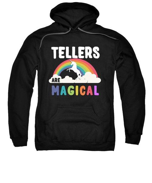 Tellers Are Magical Sweatshirt