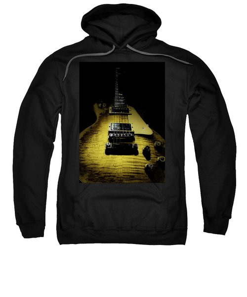 Honest Play Wear Tour Worn Relic Guitar Sweatshirt