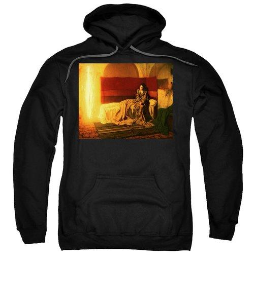 The Annunciation, 1898 Sweatshirt