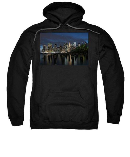 The City Alight Sweatshirt