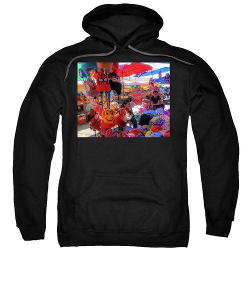 The Colours Of Childhood Sweatshirt
