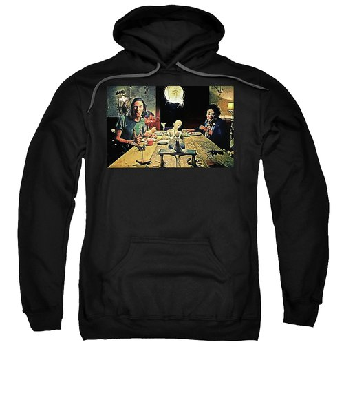 The Dinner Scene - Texas Chainsaw Sweatshirt
