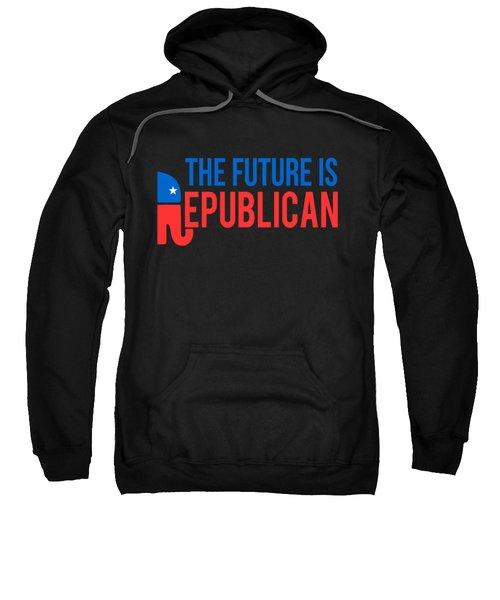 The Future Is Republican Sweatshirt
