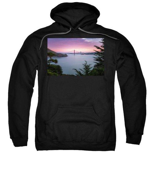 The Golden City  Sweatshirt