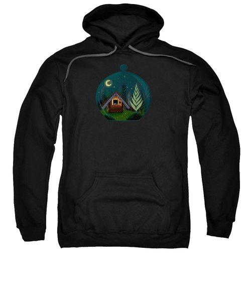 The Home Of Secret Forest Magic Sweatshirt