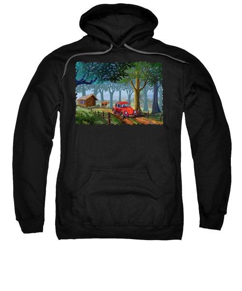 The Little Red Beetle Sweatshirt