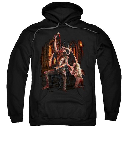 The Post Apocalyptic Servant Sweatshirt