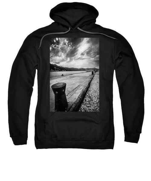 The Winter Sea #3 Sweatshirt