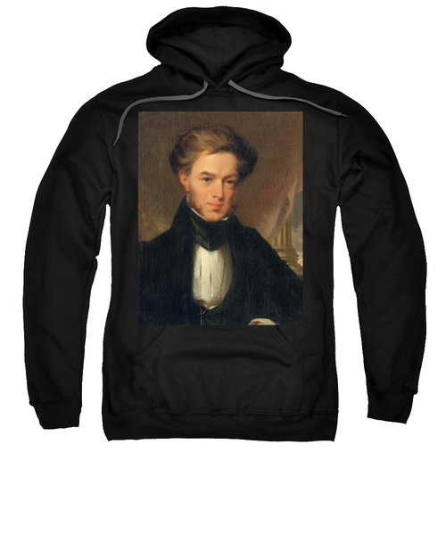 Portrait Of Thomas Ustick Walter, 1835 Sweatshirt