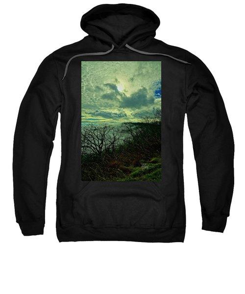 Thunder Mountain Clouds Sweatshirt