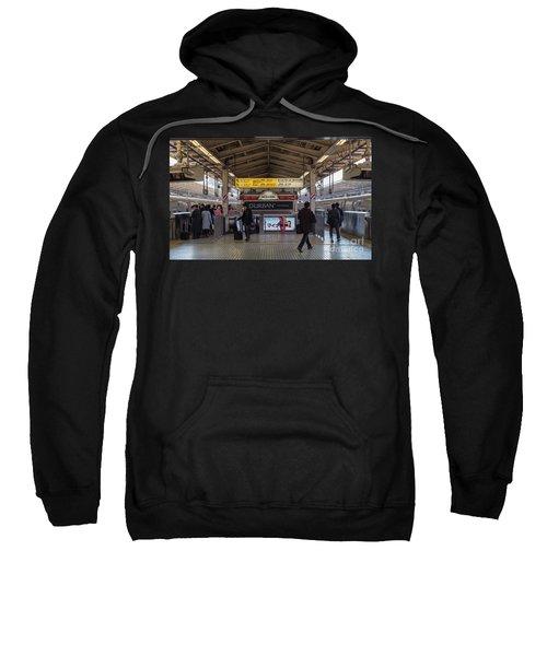 Tokyo To Kyoto Bullet Train, Japan 2 Sweatshirt