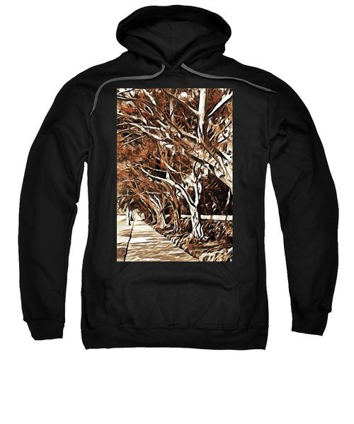 Treelined Sweatshirt