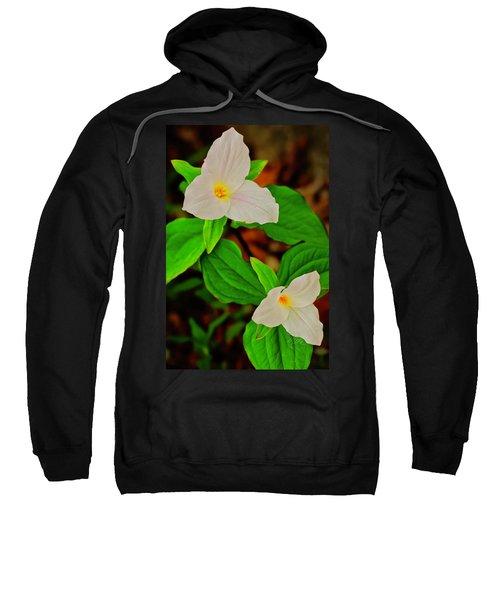 Trilliums Sweatshirt