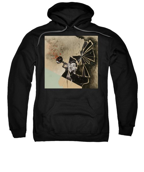 Trum-drum-pet Sweatshirt