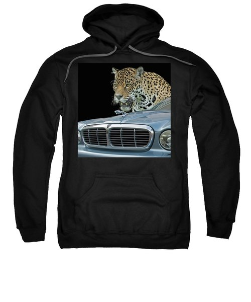 Two Jaguars 2 Sweatshirt