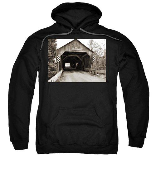 Union Village Covered Bridge Sweatshirt