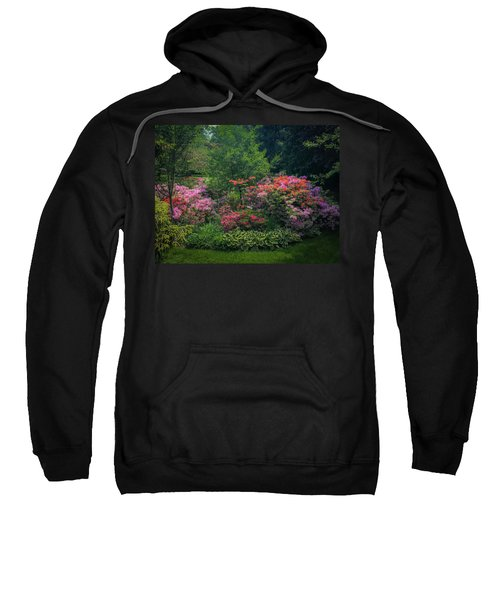 Urban Flower Garden Sweatshirt