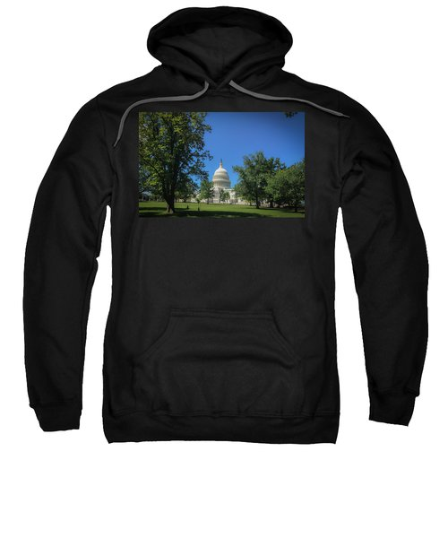 Us Capitol Sweatshirt