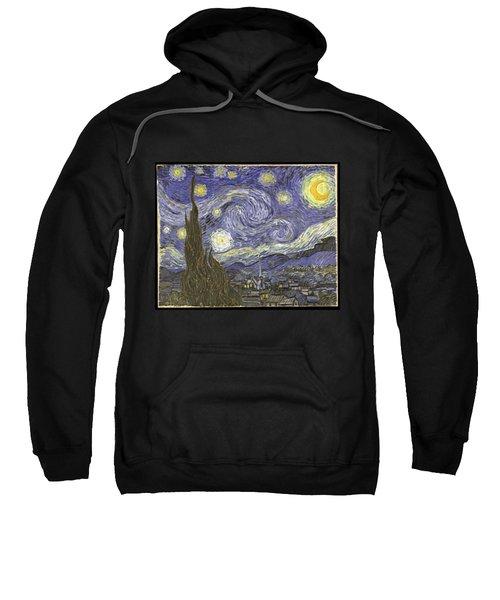Van Goh Starry Night Sweatshirt