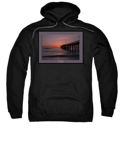 Virginia Beach Sunrise Sweatshirt