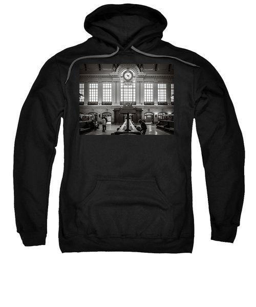 Waiting Room Sweatshirt