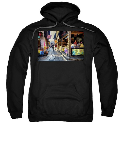 Water Village II Sweatshirt