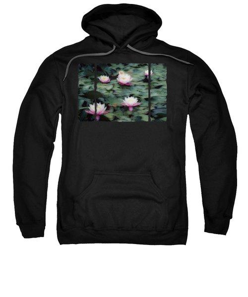 Waterlily Impressions Sweatshirt