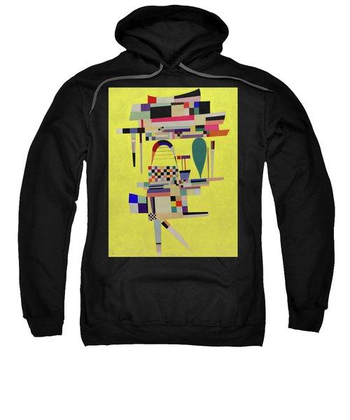 Yellow Painting - La Toile Jaune, 1938 Sweatshirt
