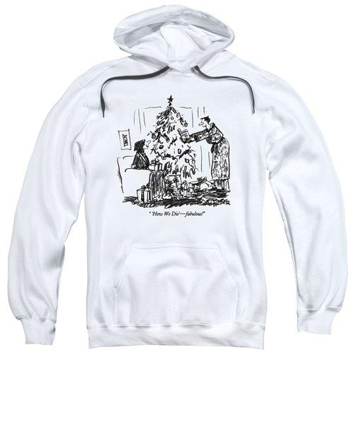 'how We Die' - Fabulous! Sweatshirt
