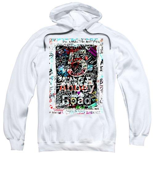 Abbey Road Graffiti Sweatshirt