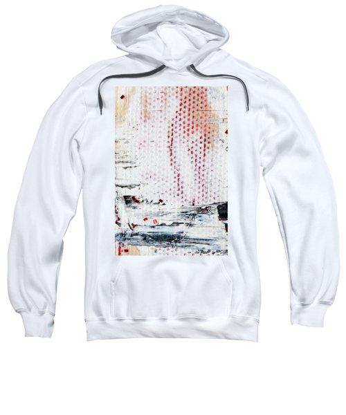 Abstract Original Artwork One Hundred Phoenixes Untitled Number Ten Sweatshirt