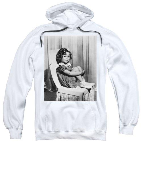 Actress Shirley Temple Sweatshirt